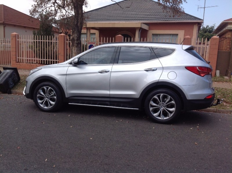 used hyundai santa fe 2 2 crdi a t 4x4 for sale in gauteng id 2097436. Black Bedroom Furniture Sets. Home Design Ideas