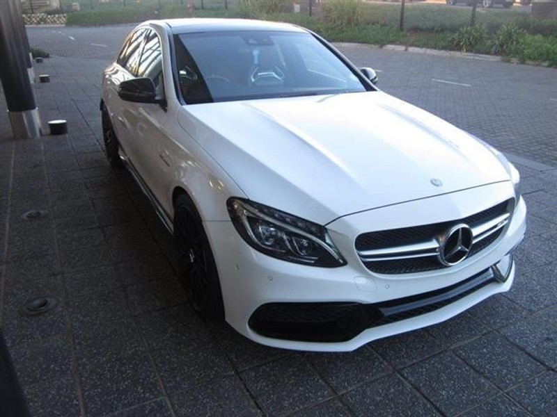 used mercedes benz c class c63 amg s for sale in gauteng id 2098420. Black Bedroom Furniture Sets. Home Design Ideas