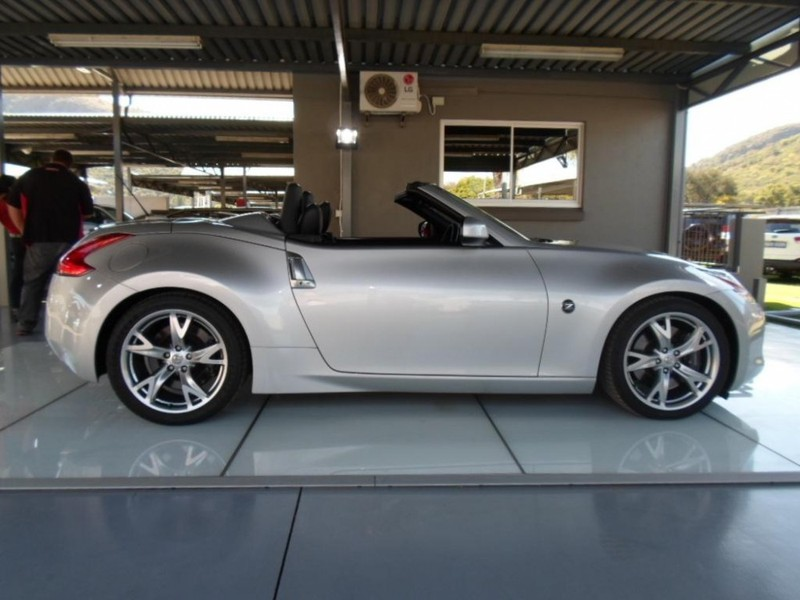 used nissan 370z roadster a t for sale in gauteng id 2099750. Black Bedroom Furniture Sets. Home Design Ideas