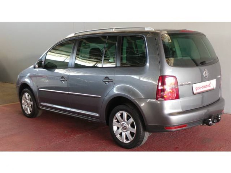 used volkswagen touran 2 0 tdi highline for sale in gauteng id 2100008. Black Bedroom Furniture Sets. Home Design Ideas