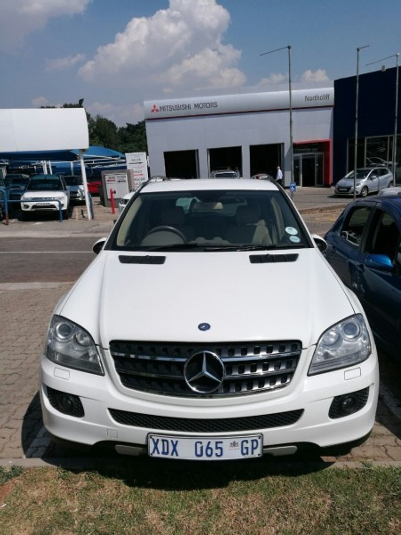 Used mercedes benz m class ml 350 auto for sale in gauteng for Mercedes benz ml 2008 for sale