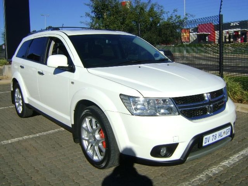 used dodge journey 3 6 v6 r t a t for sale in gauteng id 2100762. Black Bedroom Furniture Sets. Home Design Ideas