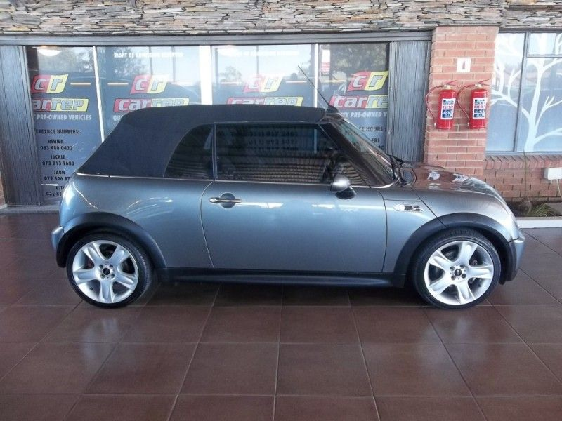 used mini cooper s convertible for sale in gauteng id 2101694. Black Bedroom Furniture Sets. Home Design Ideas