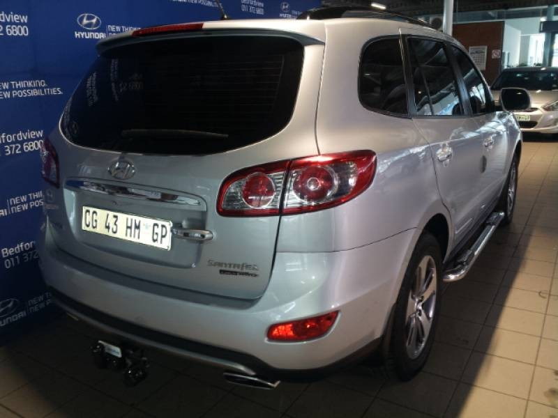 used hyundai santa fe 2 2 crdi a t 4x4 7 seat for sale in gauteng id 2102200. Black Bedroom Furniture Sets. Home Design Ideas