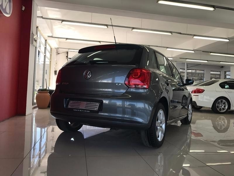 Used Volkswagen Polo 1 4 Comfortline For Sale In Gauteng