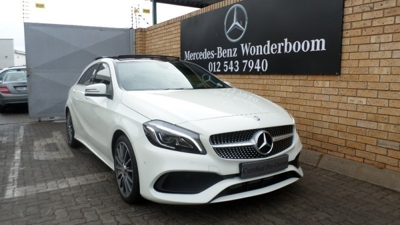 used mercedes benz a class a 200d amg auto for sale in gauteng id 2102600. Black Bedroom Furniture Sets. Home Design Ideas