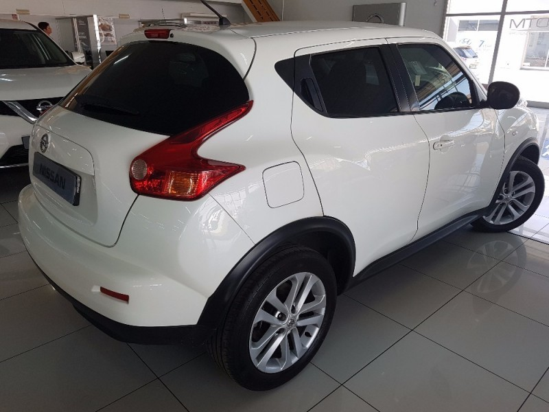 Used Nissan Juke 1 6 Turbo Tekna Red Interior For Sale In North West Province Id