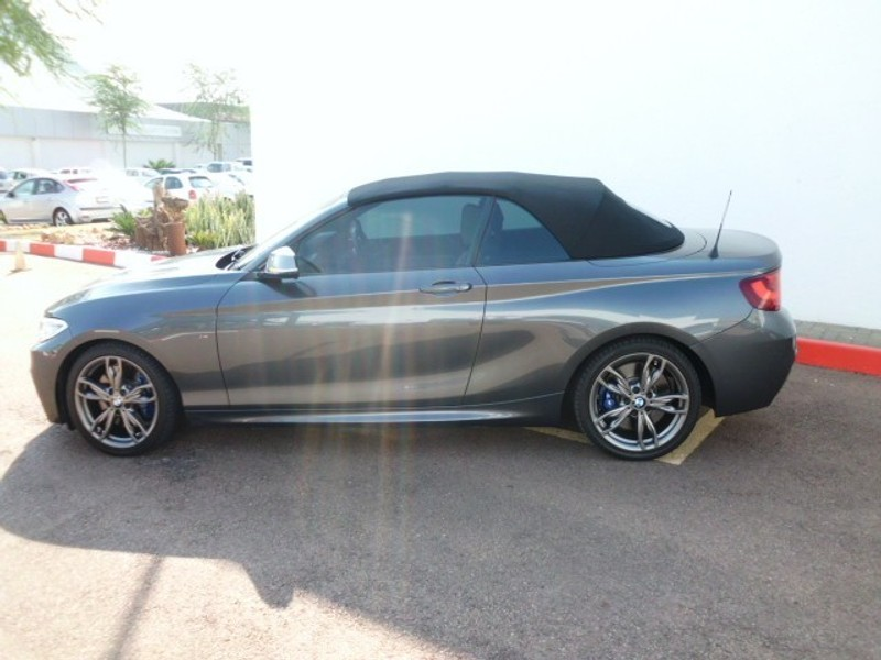 used bmw m2 m235 convertible auto f23 for sale in gauteng id 2105642. Black Bedroom Furniture Sets. Home Design Ideas