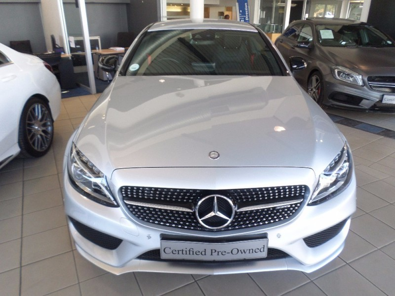 used mercedes benz c class amg c43 coupe for sale in gauteng id 2106020. Black Bedroom Furniture Sets. Home Design Ideas