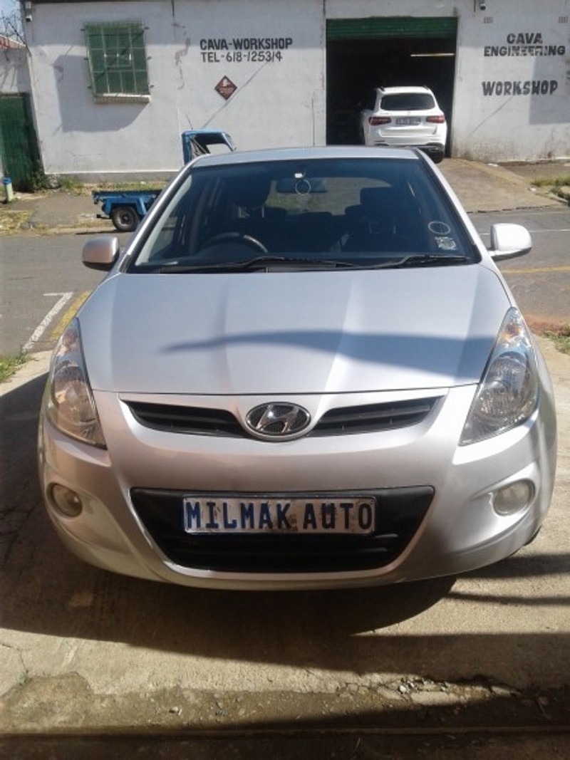 used hyundai i20 1 4 automatic for sale in gauteng cars. Black Bedroom Furniture Sets. Home Design Ideas