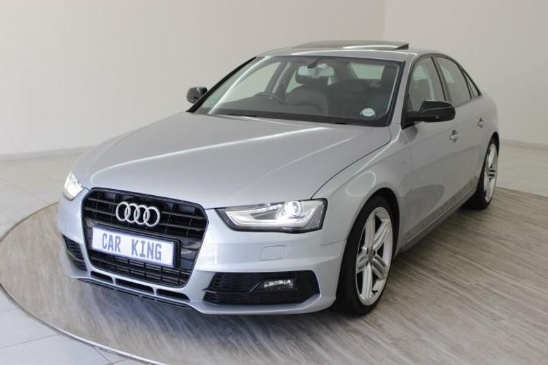 used audi a4 s multitronic for sale in gauteng cars. Black Bedroom Furniture Sets. Home Design Ideas