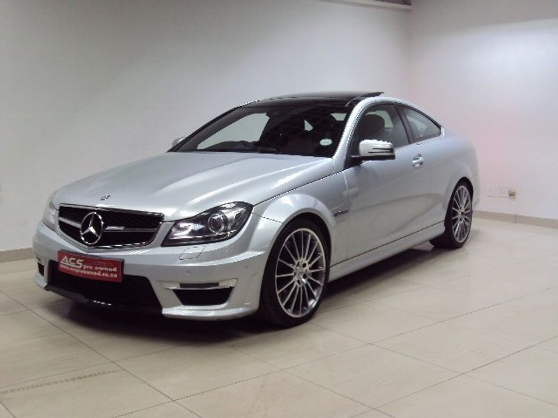 used mercedes benz c class c63 amg coupe 7g tronic performance pack 38000kms for sale in gauteng. Black Bedroom Furniture Sets. Home Design Ideas