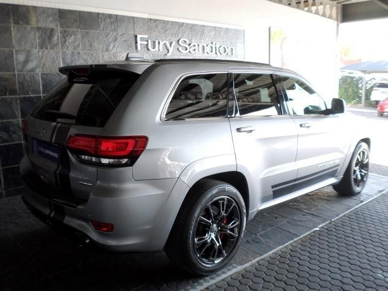 used jeep grand cherokee 6 4 srt for sale in gauteng id 2108472. Black Bedroom Furniture Sets. Home Design Ideas