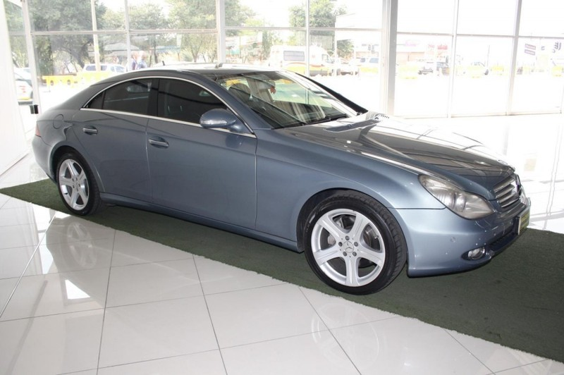 Used mercedes benz cls class cls 350 for sale in gauteng for 2007 mercedes benz cls class