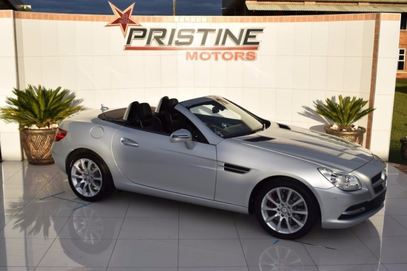 Used Mercedes Benz Slk Class Slk 350 A T For Sale In