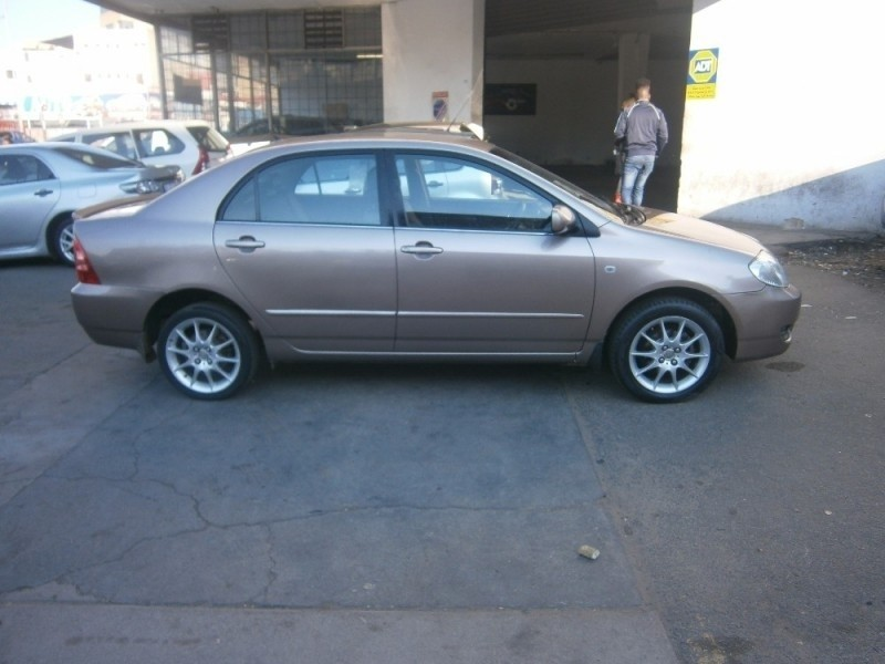 used toyota corolla sprinter 140i for sale in gauteng id 2113696. Black Bedroom Furniture Sets. Home Design Ideas