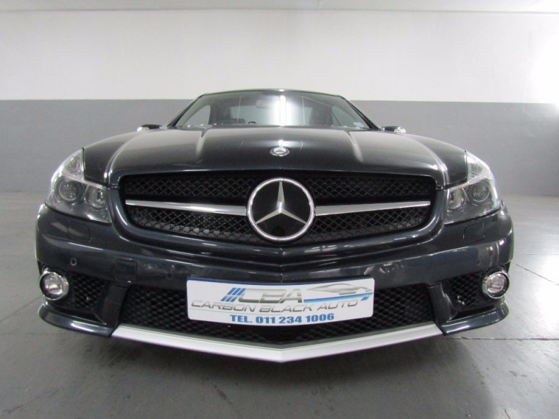 used mercedes benz sl class sl 65 amg for sale in gauteng id 2114462. Black Bedroom Furniture Sets. Home Design Ideas