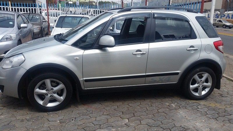 used suzuki sx4 2 0 manual for sale in gauteng. Black Bedroom Furniture Sets. Home Design Ideas