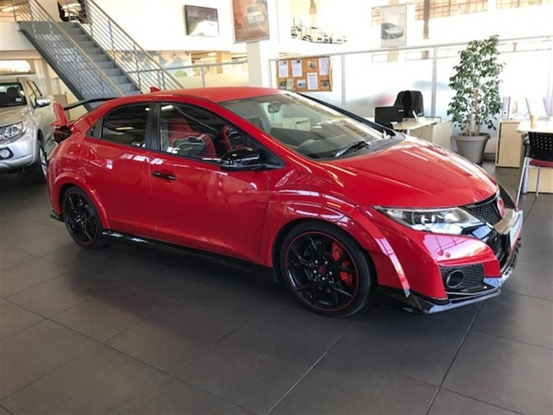 used honda civic 2 0t type r for sale in gauteng id 2115222. Black Bedroom Furniture Sets. Home Design Ideas