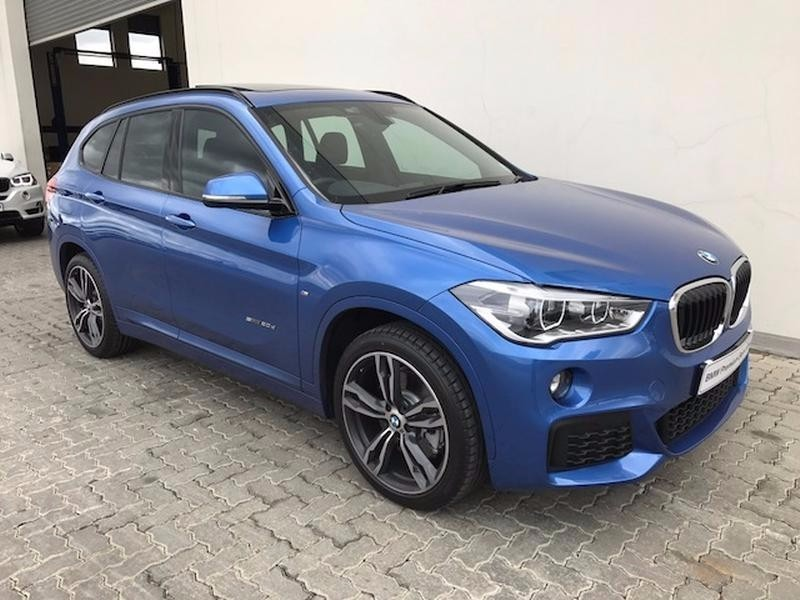 used bmw x1 xdrive20d m sport a t for sale in gauteng id 2115554. Black Bedroom Furniture Sets. Home Design Ideas
