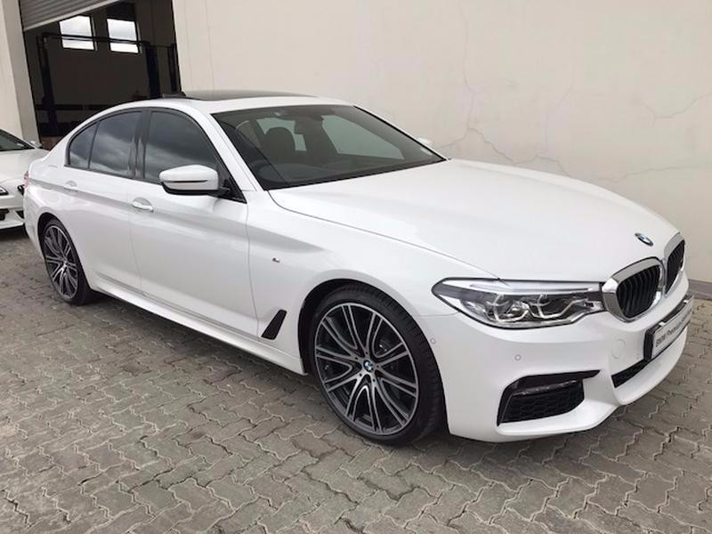 Used Bmw 5 Series 530d M Sport Auto For Sale In Gauteng