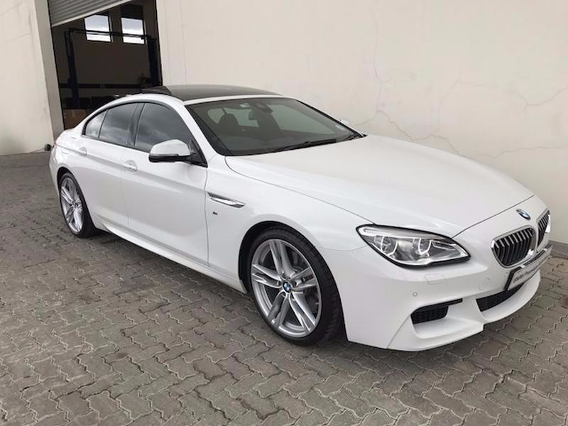 Used bmw 6 series 640d gran coupe m sport for sale in gauteng id 2115698 - 6 series gran coupe for sale ...