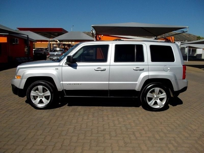 used jeep patriot 2 4 limited for sale in gauteng id 2117448. Black Bedroom Furniture Sets. Home Design Ideas
