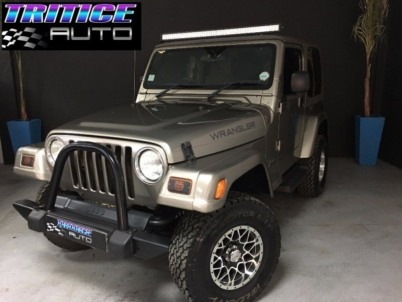 used jeep wrangler sahara 4 0 for sale in free state. Black Bedroom Furniture Sets. Home Design Ideas