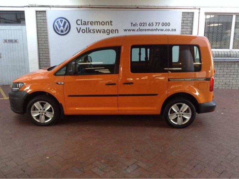 Used Volkswagen Caddy Crewbus 1 6i For Sale In Western