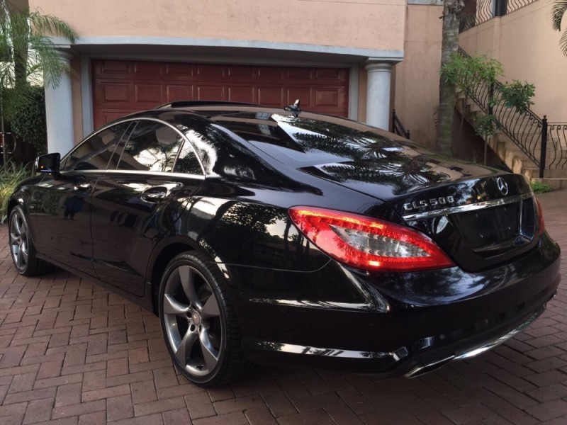 Used mercedes benz cls class cls 500 be amg evry extra for Mercedes benz cls class for sale