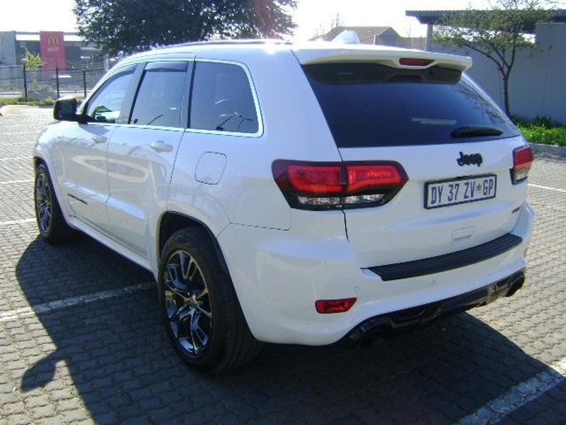 used jeep grand cherokee srt8 for sale in gauteng id 2121800. Black Bedroom Furniture Sets. Home Design Ideas