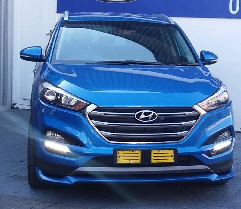 Used Hyundai Tucson 1.6 TGDI Sport (150kW) For Sale In