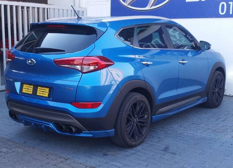 Used Hyundai Tucson 1 6 Tgdi Sport 150kw For Sale In