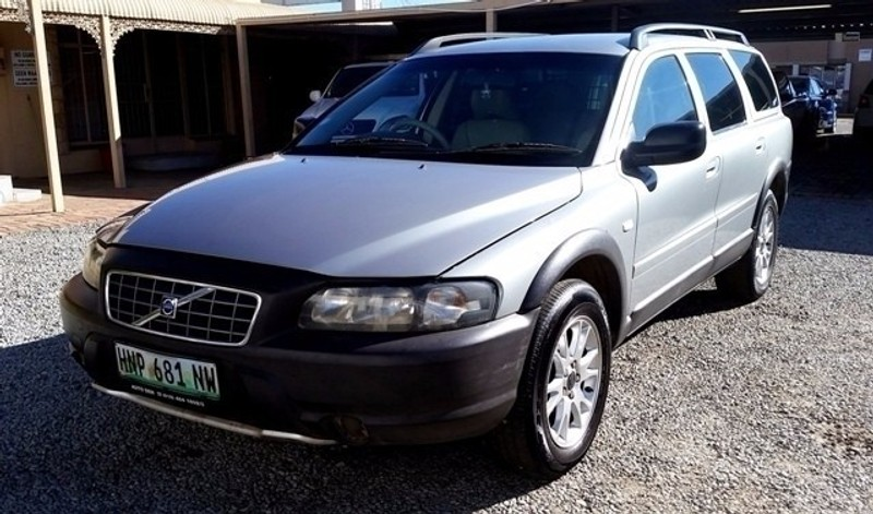 used volvo xc70 a t for sale in north west province cars. Black Bedroom Furniture Sets. Home Design Ideas