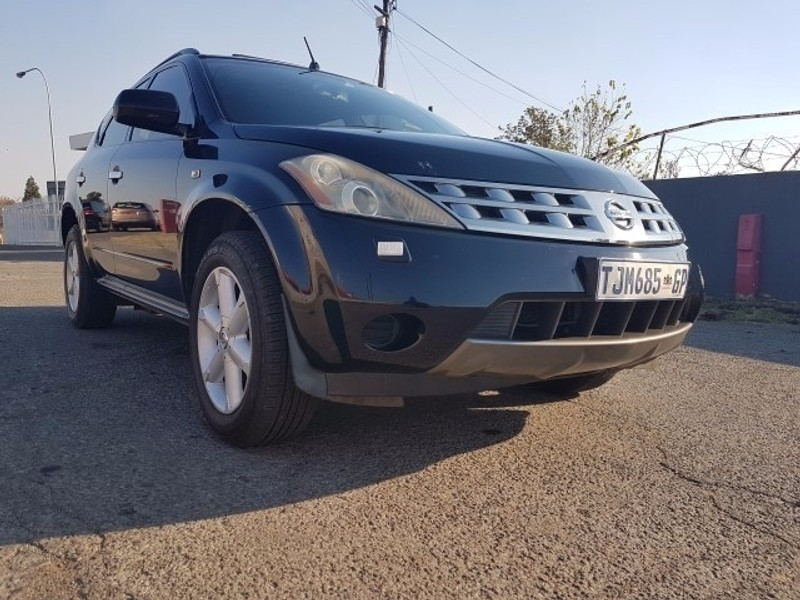used nissan murano for sale in gauteng id 2123096. Black Bedroom Furniture Sets. Home Design Ideas