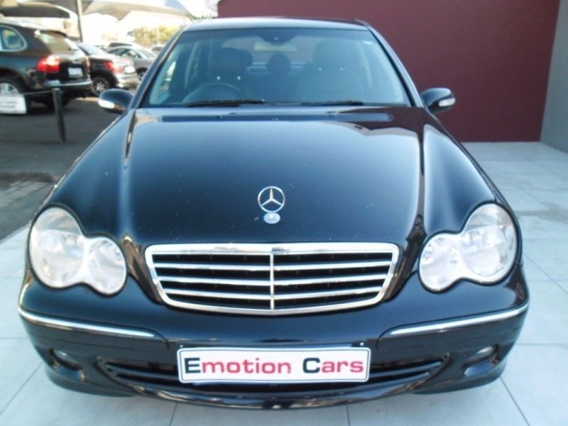 Used mercedes benz c class c 180 avantgarde a t only for 2006 mercedes benz c class for sale