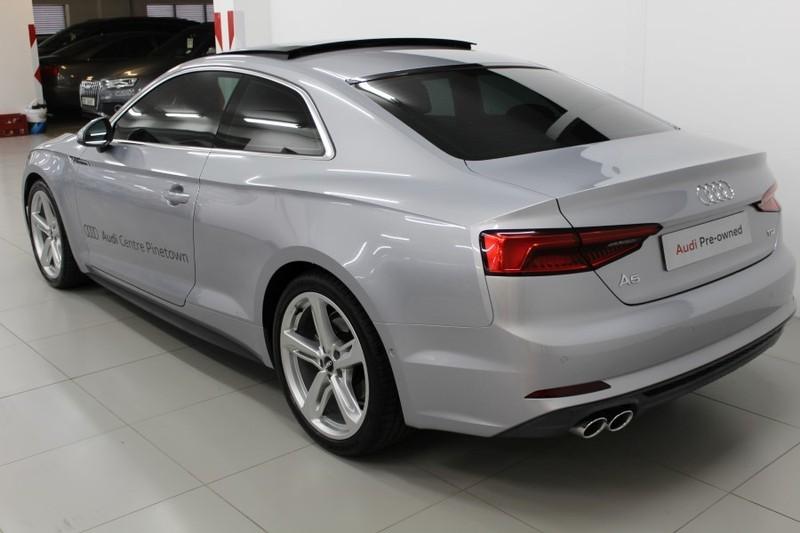 Used Audi A5 2.0 TDI Stronic Sport for sale in Kwazulu ...