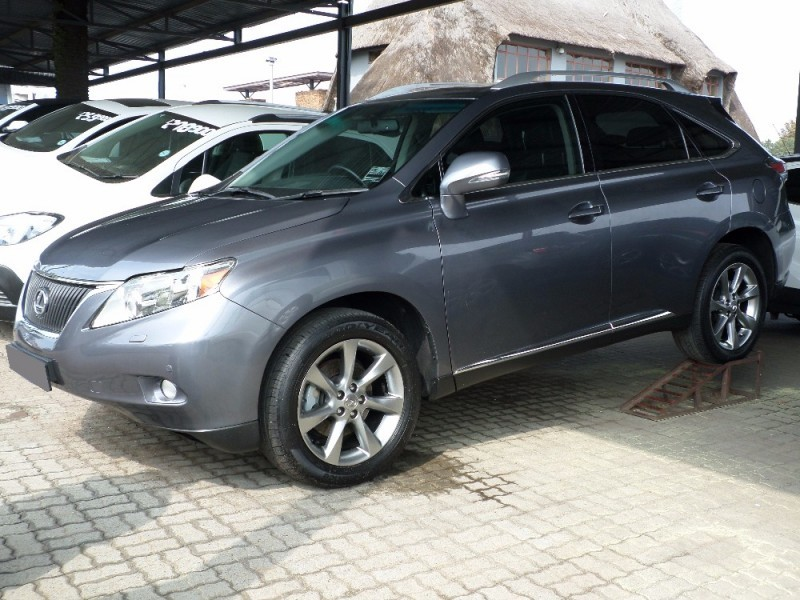 used lexus rx 350 xe for sale in mpumalanga id 2124644. Black Bedroom Furniture Sets. Home Design Ideas