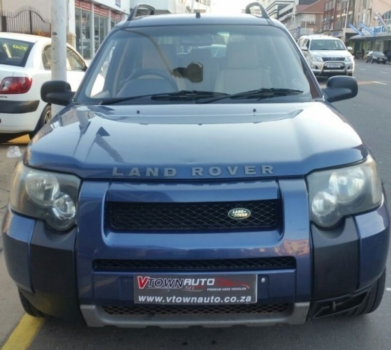 Used Land Rover Freelander 2.0 Hse Td4 Automatic For Sale