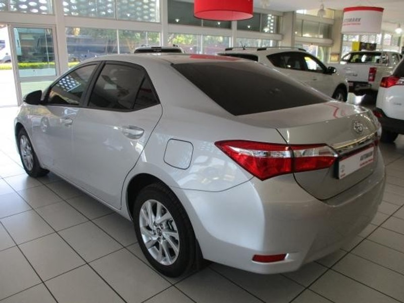 Used Toyota Corolla 1.6 Prestige for sale in Kwazulu Natal ...