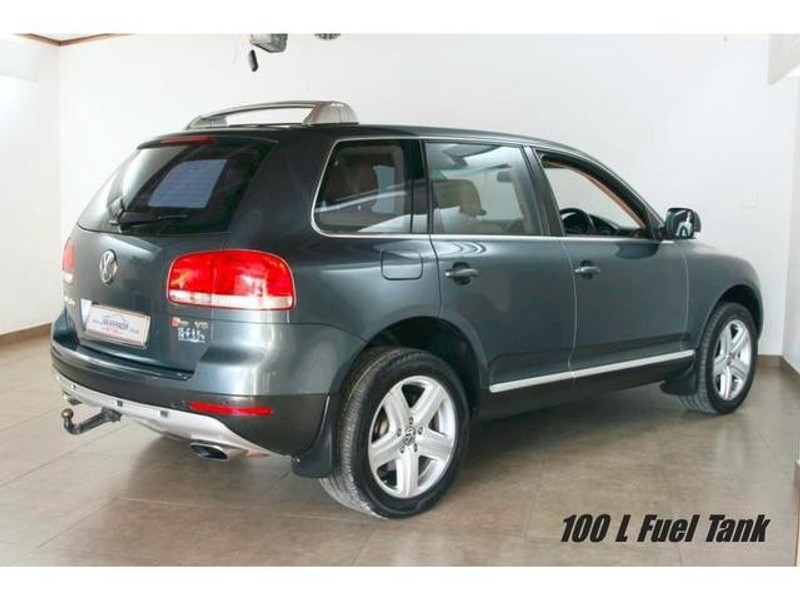 used volkswagen touareg 4 2 v8 tip for sale in gauteng id 2125590. Black Bedroom Furniture Sets. Home Design Ideas