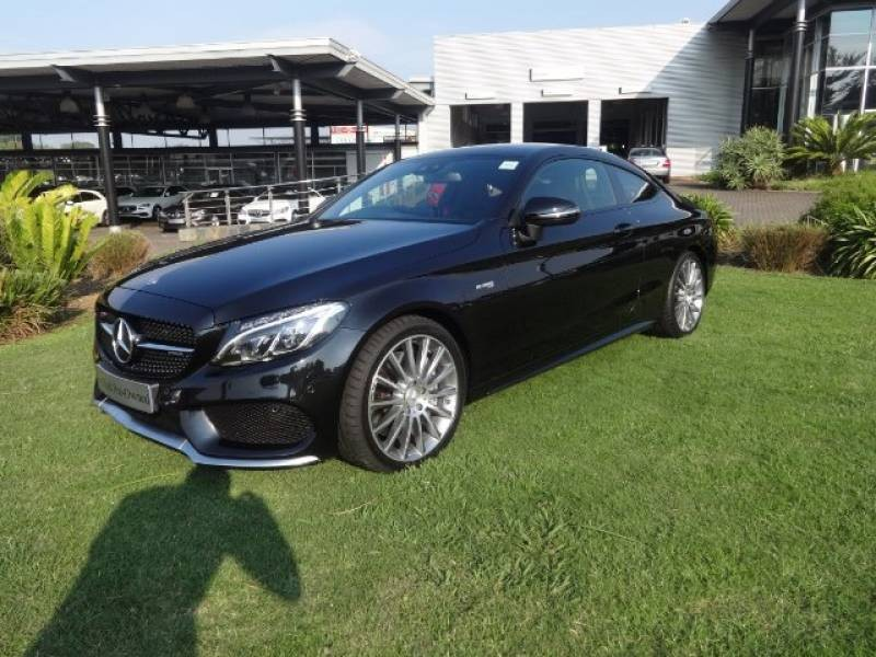 used mercedes benz c class amg c43 coupe for sale in kwazulu natal id 2126778. Black Bedroom Furniture Sets. Home Design Ideas