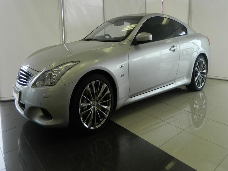 used infiniti g g37 gt coupe s for sale in western cape id 2127272. Black Bedroom Furniture Sets. Home Design Ideas