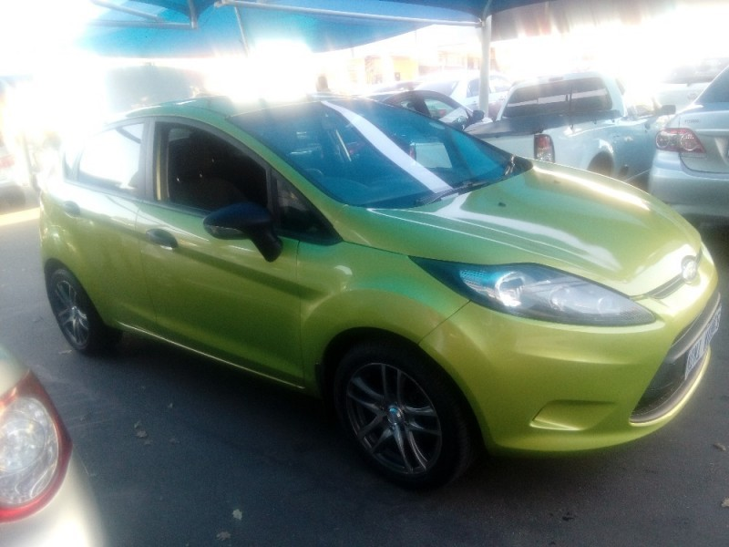 used ford fiesta 1 4 trend 5 door for sale in gauteng id 2127376. Black Bedroom Furniture Sets. Home Design Ideas