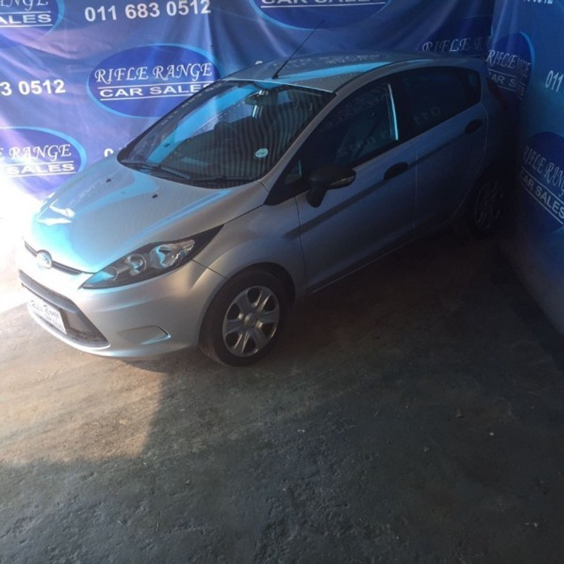 used ford fiesta 1 4 ambiente 5 door for sale in gauteng id 2127570. Black Bedroom Furniture Sets. Home Design Ideas