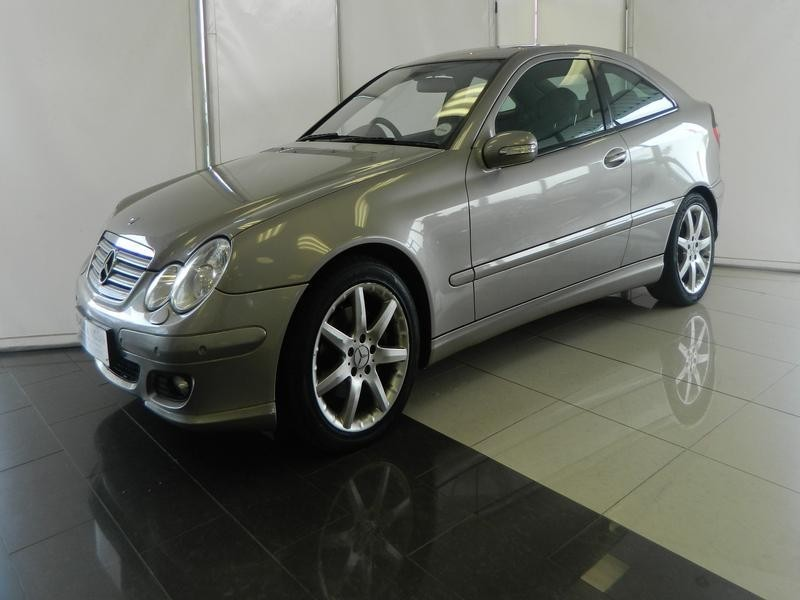 Used mercedes benz c class c230k coupe for sale in western for 2006 mercedes benz c class for sale
