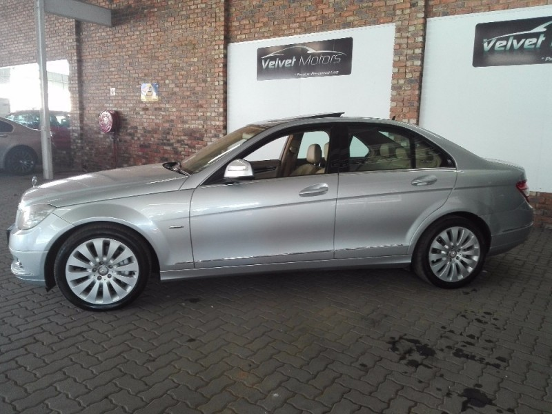 Used mercedes benz c class c350 avantgarde a t for sale in for Mercedes benz 2008 c350