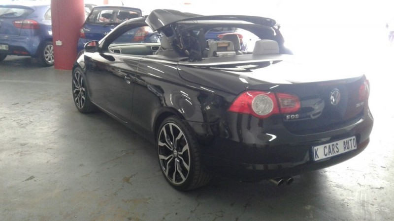 used volkswagen eos fsi sportline dsg for sale in gauteng id 2130416. Black Bedroom Furniture Sets. Home Design Ideas