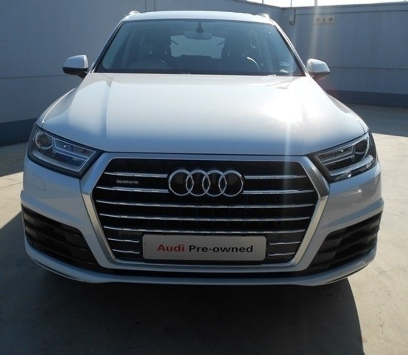used audi q7 q7 for sale in kwazulu natal id 2130530. Black Bedroom Furniture Sets. Home Design Ideas