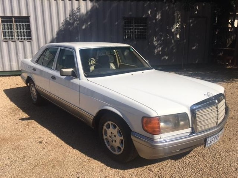 Used mercedes benz s class s 500 a t for sale in gauteng for 1993 mercedes benz 500 class